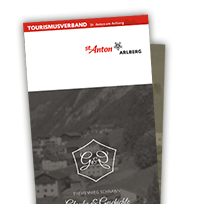 Folder Download Themenweg Schnann am Arlberg